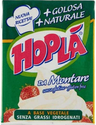 HOPLA' PANNA DOLCI BRIK ML 200