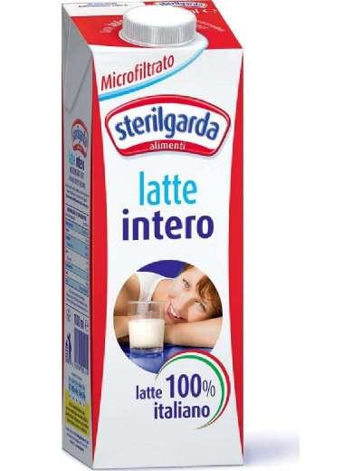 STERILGARDA INTERO LATTE ITALIANO BRIK LT 1