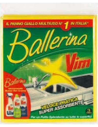 VIM PANNO BALLERINA X3
