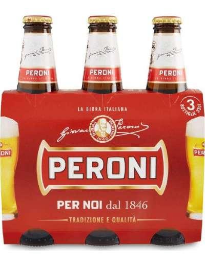 BIRRA PERONI 3X33 CL