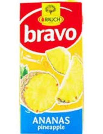 BRAVO SUCCO ANANAS BRIK LT 2