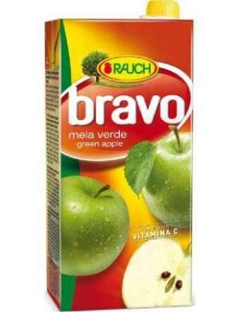 BRAVO SUCCO MELA VERDE BRIK LT 2