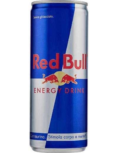 RED BULL ENERGY DRINK LATTINA 25 CL