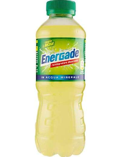 ENERGADE LIMONE PET CL 50