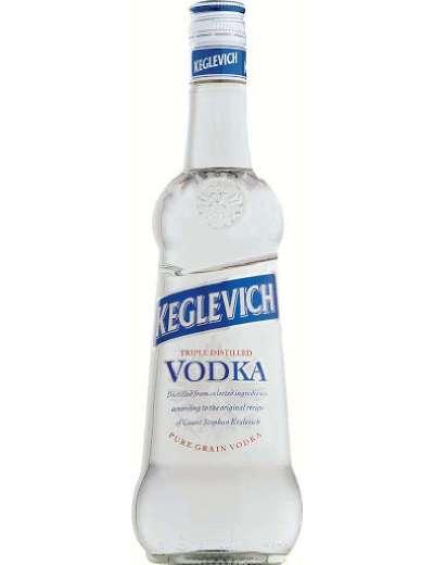 VODKA KEGLEVICH 38% CLASSICA BIANCA 70 CL