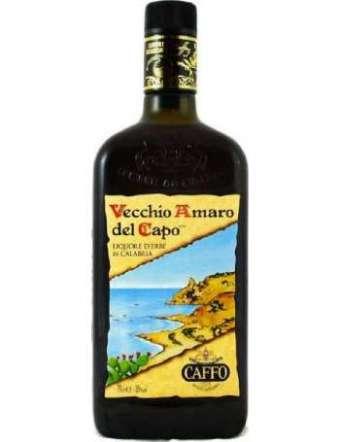 CAFFO VECCHIO AMARO DEL CAPO 35% 70 CL
