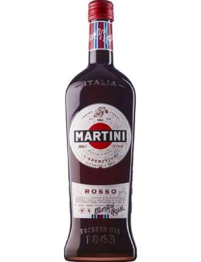 MARTINI VERMOUTH ROSSO 1 LT