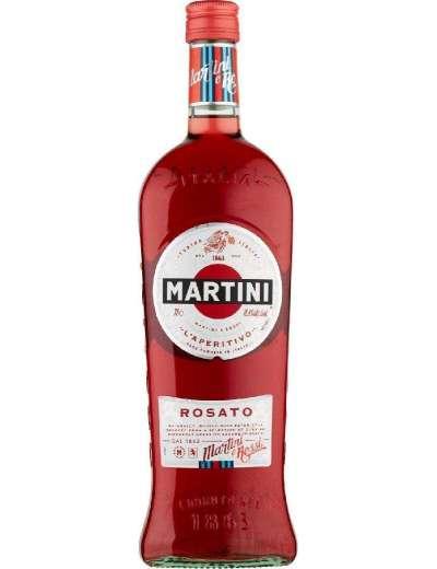 MARTINI VERMOUTH ROSATO 1 LT