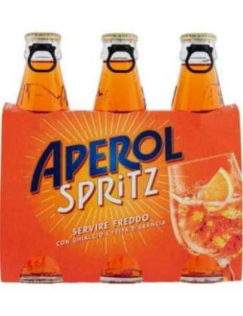 APEROL SPRITZ 3X17