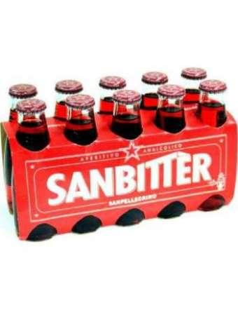 SANBITTER ROSSO 10X10 CL