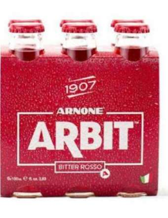 ARNONE BITTER ROSSO 6X10 CL