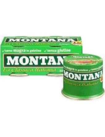 MONTANA CARNE 2X90 GR 180