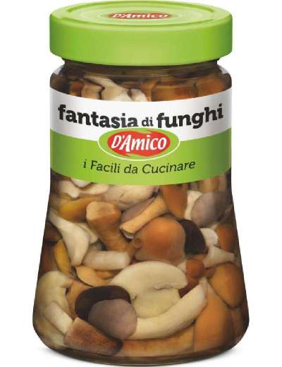 D'AMICO FUNGHI FANTASIA GR 470