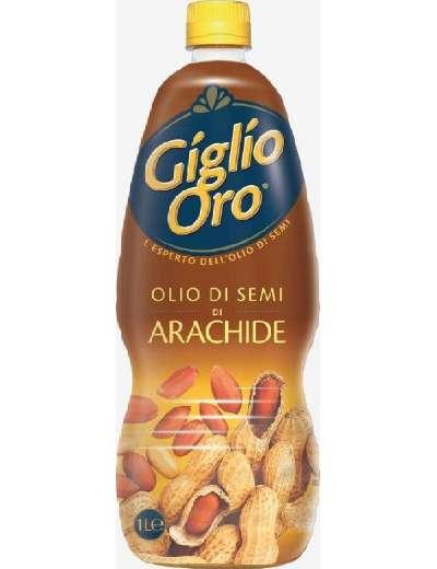 CARAPELLI OLIO ARACHIDI GIGLIO ORO LT 1