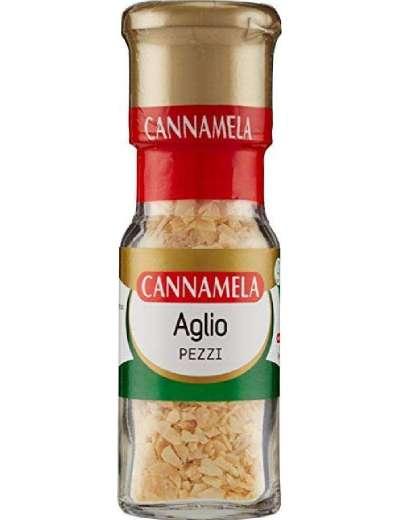 CANNAMELA AGLIO IN PEZZI GR 30