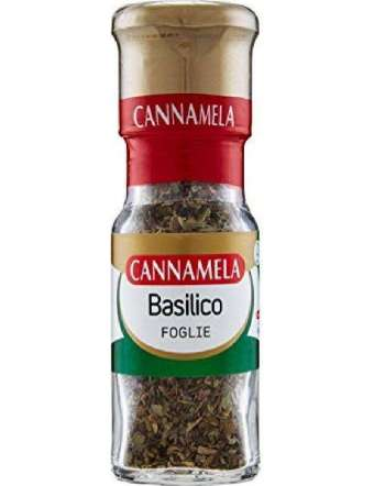 CANNAMELA BASILICO GR 8
