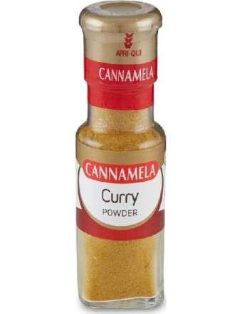 CANNAMELA CURRY POWDER GR 25