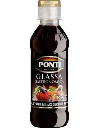 PONTI GLASSA DI ACETO GASTRONOMICA GR 250