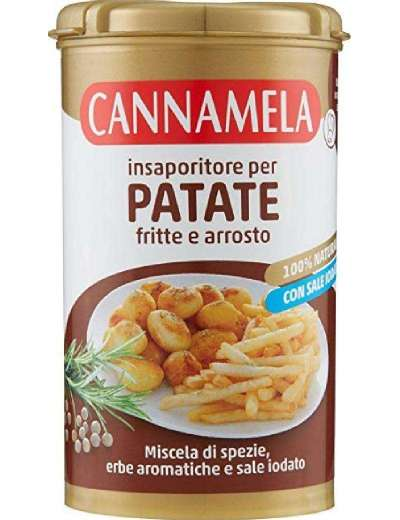 CANNAMELA PER PATATE INSAPORITORI GR 90