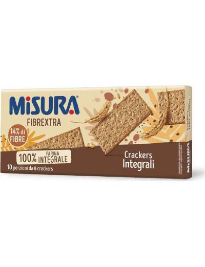MISURA CRACKERS INTEGRALI GR 385
