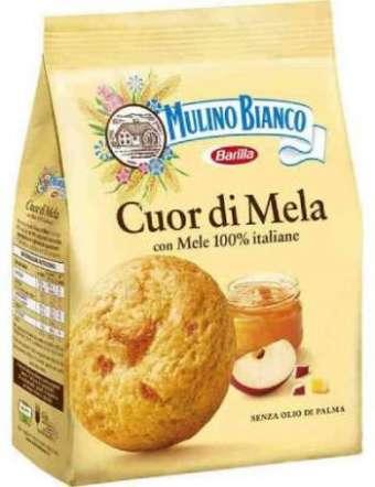 MULINO BIANCO BISCOTTI CUOR DI MELA GR 300