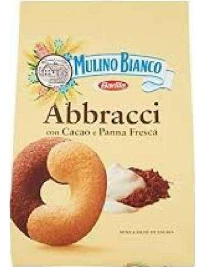 MULINO BIANCO BISCOTTI ABBRACCI GR 350