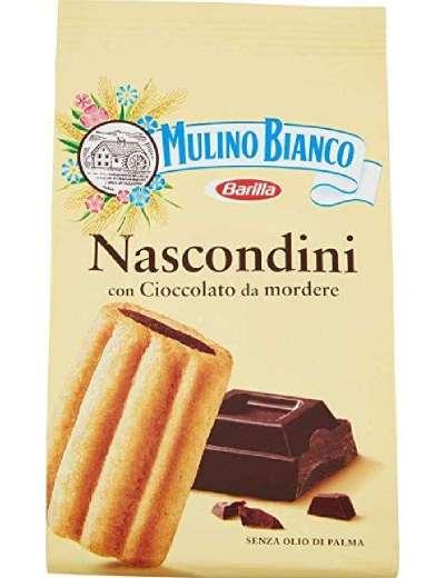 MULINO BIANCO BISCOTTI NASCONDINI GR 330