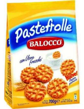 BALOCCO PASTEFROLLE BISCOTTI GR 700