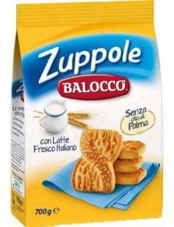 BALOCCO ZUPPOLE BISCOTTI GR 700