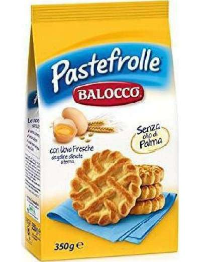 BALOCCO PASTEFROLLE BISCOTTI GR 350