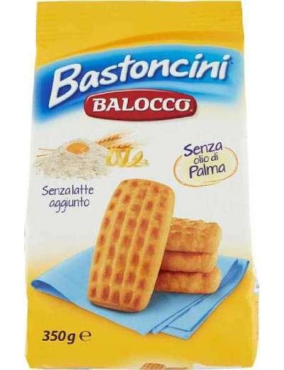 BALOCCO BASTONCINI BISCOTTI GR 350