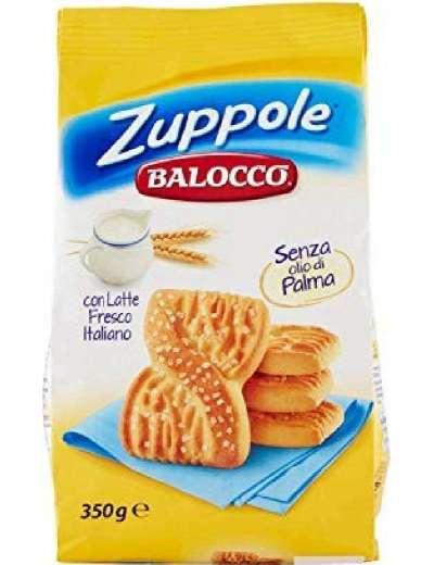 BALOCCO ZUPPOLE BISCOTTI GR 350