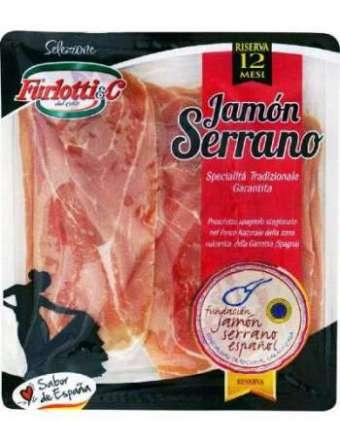 FURLOTTI JAMON AFFETTATI GR 100
