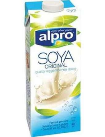 ALPRO DRINK SOIA CALCIUM BR LT 1