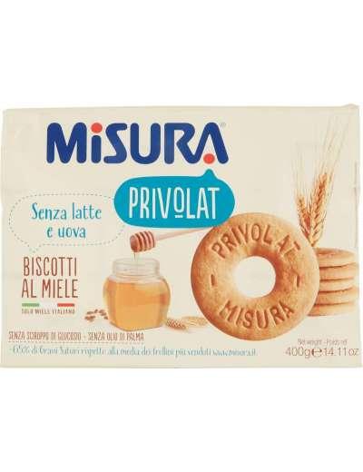 MISURA PRIVOLAT CLASSICI BISCOTTI GR 400