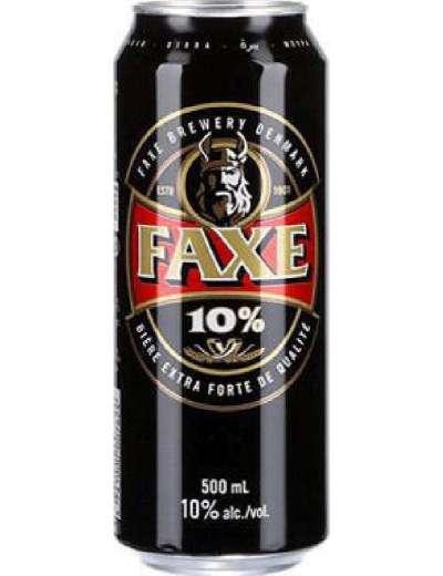 FAXE BIRRA 10% LATTINA CL 50