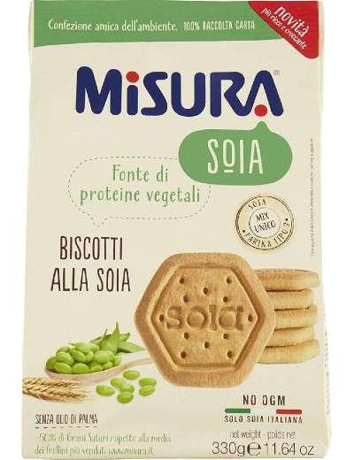 MISURA BISCOTTI SOIA GR 330