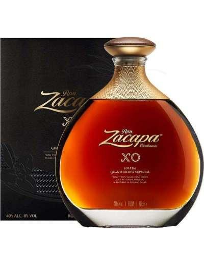 RUM ZACAPA XO RON SOLERA ESPECIAL 40% CL 70