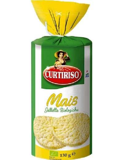 CURTIRISO GALLETTE MAIS GR 130