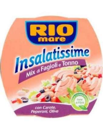 INSALATISSIME CON FAGIOLI RIO MARE GR 160