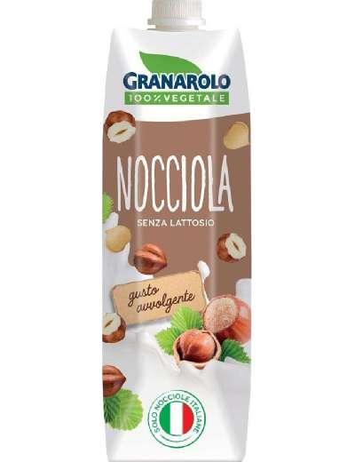 GRANAROLO NOCCIOLA BEVANDA VEGETALE UHT BRIK LT 1