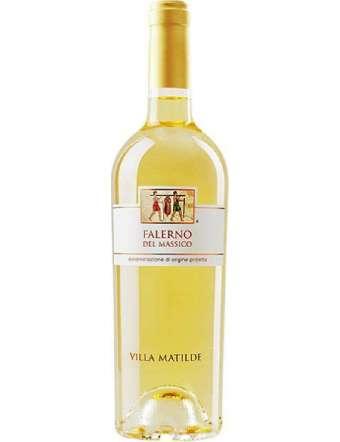 VINO VILLA MATILDE FALERNO BIANCO 75 CL
