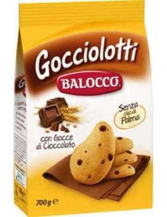 BALOCCO GOCCIOLOTTI BISCOTTI GR 700
