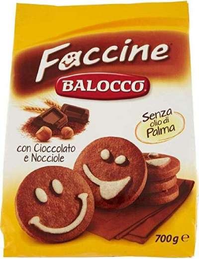BALOCCO FACCINE BISCOTTO GR 700