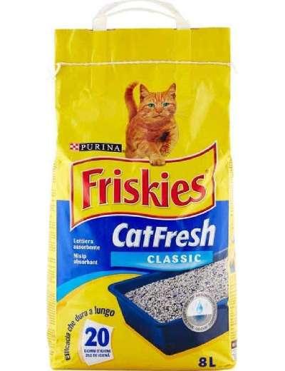 FRISKIES LETTIERA CAT FRESH KG 5