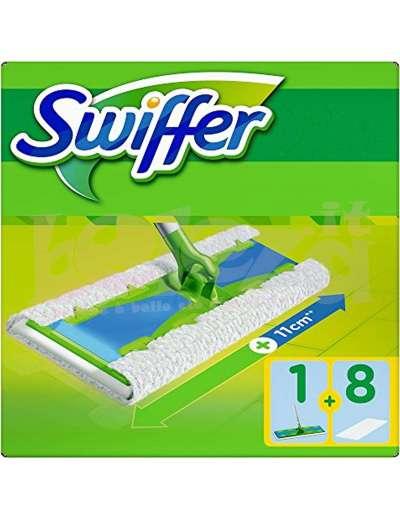 SWIFFER DRY KIT+ 8 PANNI PZ 1