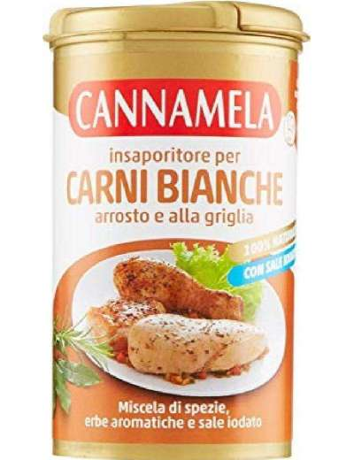 CANNAMELA CARNI BIANCHE INSAPORITORI GR 90