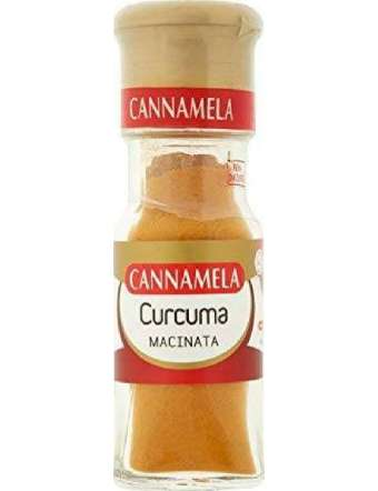 CANNAMELA CURCUMA MACINATA GR 30