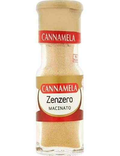 CANNAMELA ZENZERO MACINATO GR 20