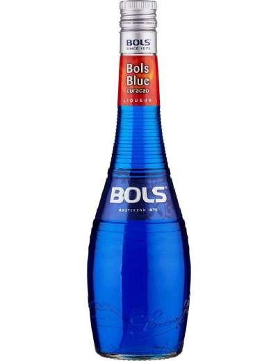 BOLS BLU CURACAO 70 CL